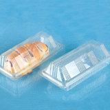 Fábrica OEM ecológico plato de comida plástica desechable plato bandeja de la torta (bandeja de PP)
