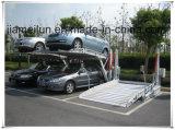 2つのポストの自動車記憶のダブルスペース車の駐車装置