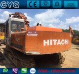 Japão usado fêz a máquina escavadora hidráulica de Hitachi Ex200-1 das máquinas escavadoras com pintura original