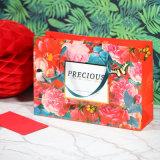 Luxuxgroßhandelsgeschenk-Beutel mit Firmenzeichen-Druck kundenspezifisch anfertigen