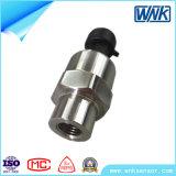 Sensor de la presión de la aplicación 4~20mA de la HVAC con la hembra 7/16-20unf con el índice de deflación