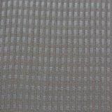 mousseline de soie de jacquard du plaid 50d*75D pour le vêtement de robe