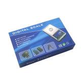 Pesage de cigarettes de diamant de haute précision outil Échelle numérique