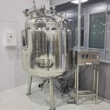 El tanque de mezcla
