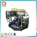 Una máquina de juego el competir con de coche de la arcada 9d con buen precio