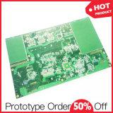 Design e fabricação de placas de circuito impresso de uma parada