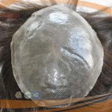 [هومن هير] تماما يكسى شريط مستقيمة نساء فائقة رقيق جلد ليّنة مبلمرة شعر قطعة