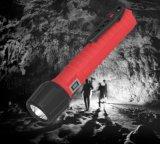 3100mAh Batterie Li-ion rechargeable antidéflagrant Lampe torche à LED