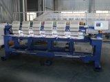 Ricamo di alta precisione della Cina sei macchine cape del ricamo per funzione della maglietta piana della protezione la multi