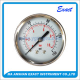 Hot Sale Type Manometer-Stainless Steel Meter-Industrial Pressure Instrument
