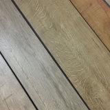 Planches de luxe de plancher des carrelages de vinyle de PVC WPC/PVC