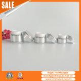 Aluminiumkosmetische Glasgläser 30g für das kosmetische Verpacken