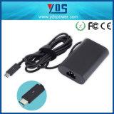 30W 45W 65W 90W 5V 9V 12V 15V 20V 1A ~ 3A Nouveau chargeur USB Pd Type C Chargeur Adaptateur pour DELL