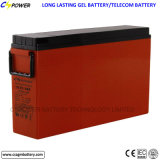 Батарея геля поставщика передняя терминальная для телекоммуникаций FL12-100ah