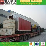 A madeira/carvão de Dzh do tipo de Yuanda despediu o manual opera caldeira de vapor movente da grelha