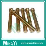 Pin droit d'éjecteur de Nitrided avec le composant de moulage de Stright