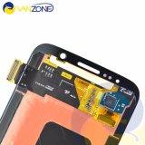 DHL의 G9208 배 플러스 Samsung 은하 S6 가장자리를 위한 본래 진짜 LCD 스크린 전시 그리고 접촉 수치기 회의