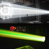 iluminação principal movente do estágio claro do feixe de prisma 330W dobro