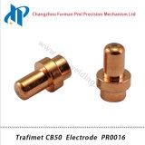 Trafimet CB50 плазменных сварочной горелкой материалы комплект электродов Pr0016