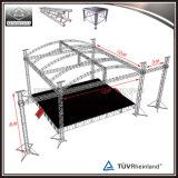 8 Pfosten gewölbter Dach-Binder-Systems-Beleuchtung-Binder