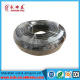 Rvv 3 conducteurs en cuivre câble souple de gaine en PVC de base