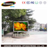 Mur visuel d'écran polychrome extérieur d'Afficheur LED pour la publicité