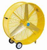De Ventilator van de Ventilatie van de Ventilator van de Trommel van de Ventilator van de hoge Snelheid voor Workshop/Pakhuis/Industrieel Gebruik