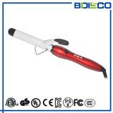450 graus de cabo de potência liso do ferro de ondulação do ferro do Straightener do cabelo cerâmico
