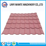 Galvanisierte Stahlblech-Stein-überzogene Metalmailand-Dach-Fliese