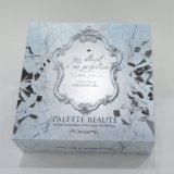 浮彫りになる印刷を用いる再生利用できる装飾的なペーパー絵の具箱