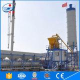Hzs50 Type fixe à l'usine de mélange de béton pour la machinerie de construction