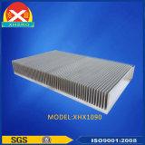 Dissipatore di calore di alluminio largo della saldatura di attrito