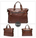Saco em pele genuína sacos de homens de negócios laptop Tote breve⪞ Ases Sacos Crossbody Mala a tiracolo Saco a tiracolo para homens
