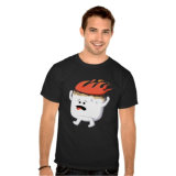 T-shirt de guimauve