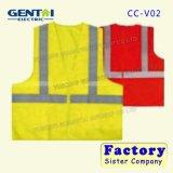 Het recentste Weerspiegelende Vest van de Veiligheid van de Luchthaven van de Kleding van de Veiligheid voor Verkeer