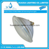 Diodo emissor de luz PAR56 ciano que nada a luz subaquática da associação