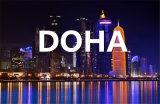 Service de fret de la mer Qingdao à Doha l'expédition