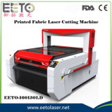 CCD Camera Laser Cutting Machine CNC Label / Logo / Cuir / Tissu / Paper Visual Cutter