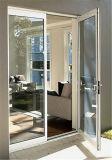 Portes d'oscillation en aluminium de la meilleure vente de prix usine