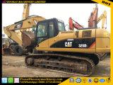 使用されるか、または中古の幼虫325dlのクローラー掘削機325D 325b 325D 325猫325dlの油圧掘削機