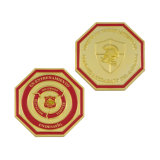 高品質によってカスタマイズされる記念するイベントの硬貨のギフトの金のゲームのホールダー
