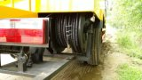 9m3 도로 스위퍼 유조 트럭 고압 청소 트럭