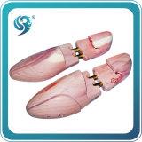Árbol de madera flexible del zapato de la fabricación de la fábrica de China