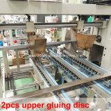 ロックの底ボックスホールダーのGluer自動機械(CA-800PC)