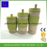 tazze disponibili della buccia del riso del campione libero di ordine urgente 400ml/500ml/600ml