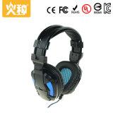 Hz-108 Banheira de venda por grosso de jogos com fio fone de ouvido estéreo com microfone de computador