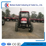 50 HP Tractor agrícola con cargador frontal