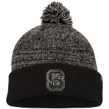 卸し売りアクリルの習慣によって編まれる冬の可逆帽子の帽子