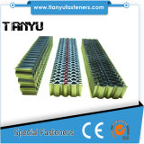 Chiodaio di alluminio resistente del fermo ondulato del corpo