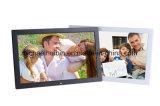 Máquina publicitaria montada en la pared modificada para requisitos particulares fábrica de Vesa de la pantalla de 18.5inch LCD (HB-DPF1852)